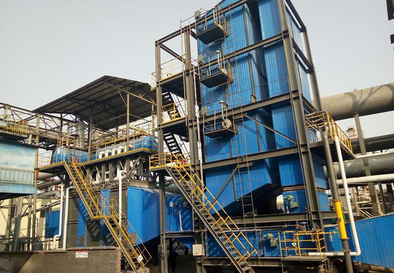 江苏焦炉脱硫、脱硝、余热锅炉一体化工程